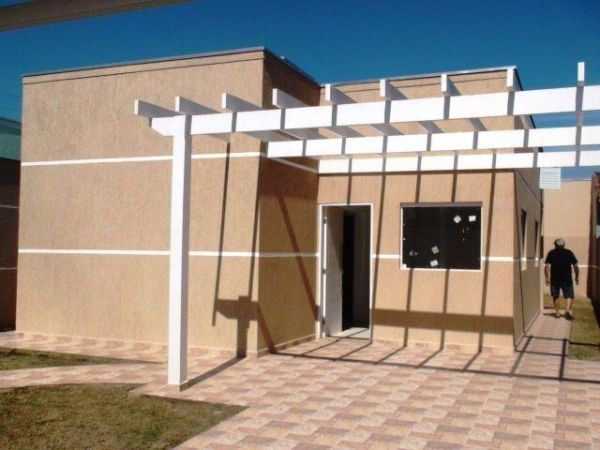 Casa Padrão venda Balneário Golfinho - Referência 148
