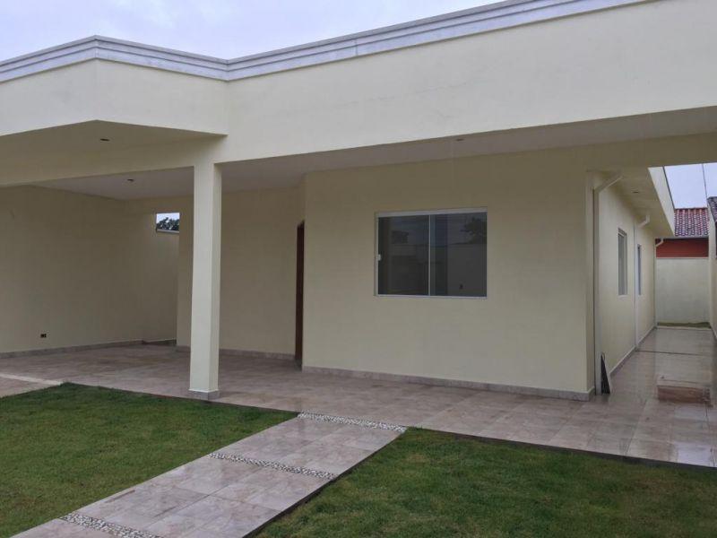 Casa Padrão venda Balneário Golfinho - Referência 268