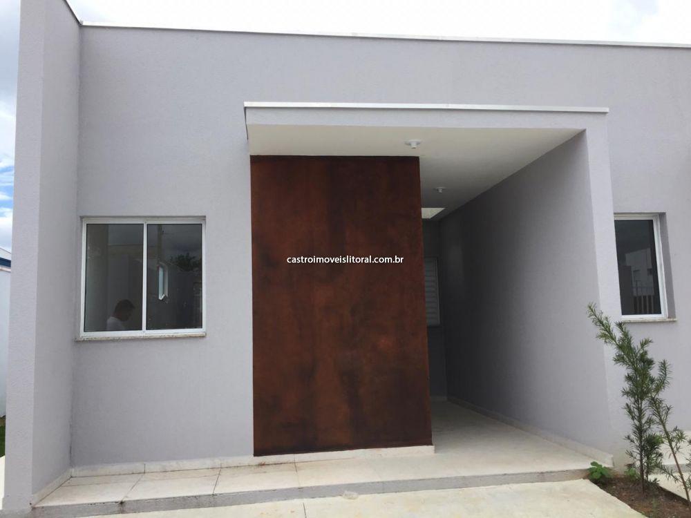 Casa Padrão Morro do Algodão 2 dormitorios 1 banheiros 1 vagas na garagem