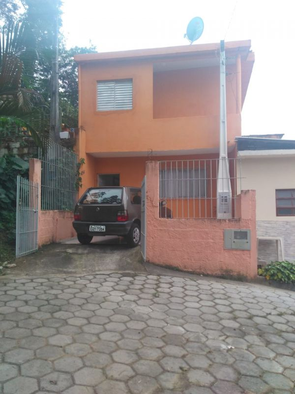 Casa Assobradada venda Estrela Dalva Caraguatatuba