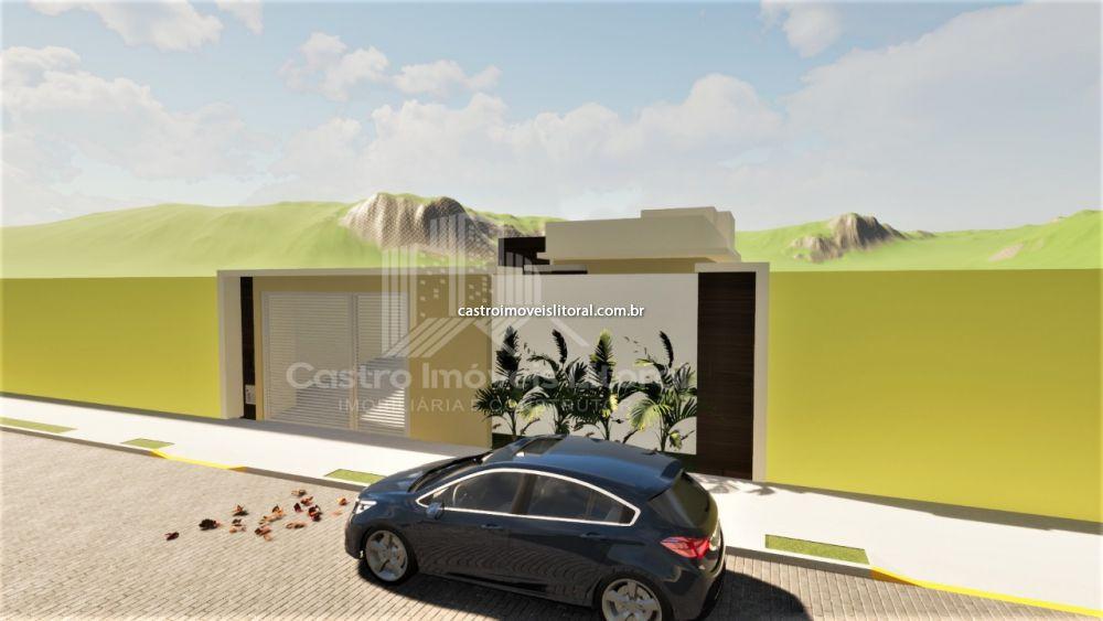Casa Padrão venda Pontal de Santa Marina - Referência 646